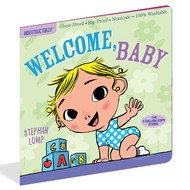 Workman Publishing Indestructibles Book Welcome, Baby