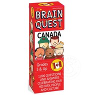 Workman Publishing Brain Quest Canada
