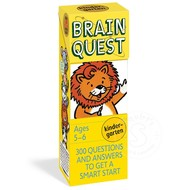 Workman Publishing Brain Quest Kindergarten