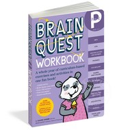 Workman Publishing Brain Quest Pre-K Workbook