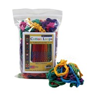 Harrisville Designs Harrisville Designs Cotton Loops Potholder Loom Refill (Traditional size)