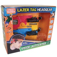 Lazer Tag Headgear