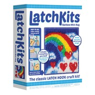 LatchKits Rainbow Mini Rug