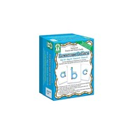 Key Education Lower Case Letters Textured Touch & Trace Cards