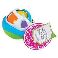 Toysmith Roly Poly Rollers - Plane or Boat