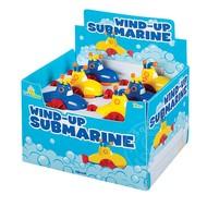 Wind-Up Submarine