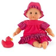 "Corolle Corolle Mon Premier Bebe Bath Raspberry Girl 12"" Doll"