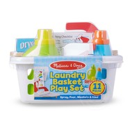 Melissa & Doug Melissa & Doug Laundry Basket Play Set