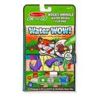Melissa & Doug Melissa & Doug On the Go Water Wow! Wacky Animals