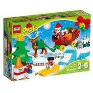 LEGO® LEGO® DUPLO® Santa's Winter Holiday