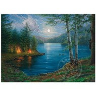 Cobble Hill Puzzles Cobble Hill Summer Night Puzzle 1000pcs