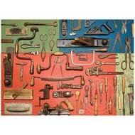 Cobble Hill Puzzles Cobble Hill Vintage Tools Puzzle 500pcs