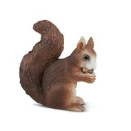 Schleich Schleich Squirrel standing RETIRED