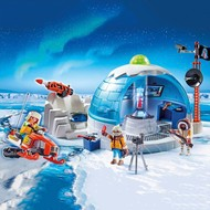 Playmobil Playmobil Arctic Expedition Headquarters