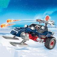 Playmobil Playmobil Ice Pirate with Snowmobile