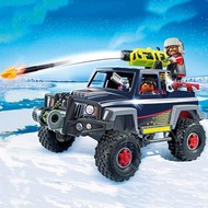 Playmobil Playmobil Ice Pirates with Snow Truck