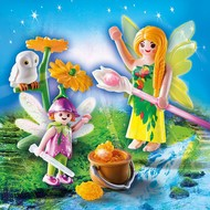 Playmobil Playmobil Easter Egg Fairies with Magic Cauldron