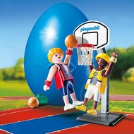 Playmobil Playmobil Easter Egg: One-on-One Basketball