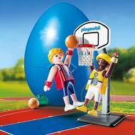 Playmobil Playmobil Easter Egg One-on-One Basketball