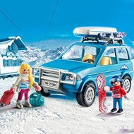 Playmobil Playmobil Winter SUV