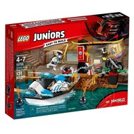 LEGO® LEGO® Juniors Zane's Ninja Boat Pursuit