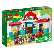LEGO® LEGO® DUPLO® Farm Pony Stable