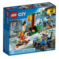LEGO® LEGO® City Mountain Fugitives