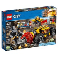 LEGO® LEGO® City Mining Heavy Driller
