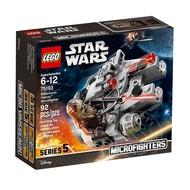 LEGO® LEGO® Star Wars Millennium Falcon Microfighter