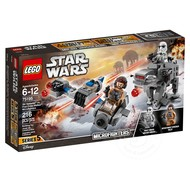 LEGO® LEGO® Star Wars Ski Speeder vs. First Order Walker Microfighters