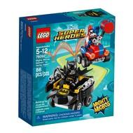 LEGO® LEGO® Super Heroes Mighty Micros  Batman vs. Harley Quinn