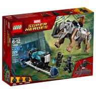 LEGO® LEGO® Super Heroes Rhino Face-Off by the Mine
