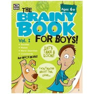 The Brainy Book for Boys! Vol 1