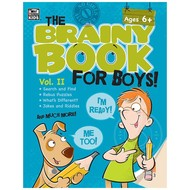 The Brainy Book for Boys! Vol 2