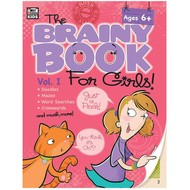 The Brainy Book for Girls! Vol 1