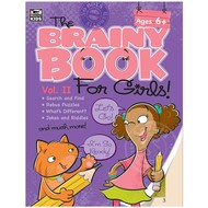 The Brainy Book for Girls! Vol 2