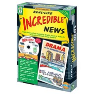 "Key Education Real-Life ""Incredible"" News High Interest/Low Readability Novels"