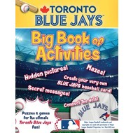 Source Books Toronto Blue Jays Big Book of Activities
