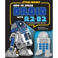 Chronicle Books Star Wars How to Speak Droid With R2-D2