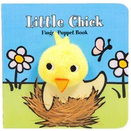 Chronicle Books Little Chick Finger Puppet Board Book