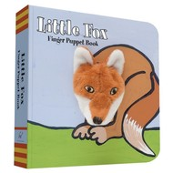 Chronicle Books Little Fox Finger Puppet Board Book