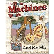 DK Books DK How Machines Work Zoo Break!