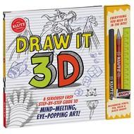 Klutz Klutz Draw It 3D