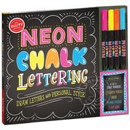 Klutz Klutz Neon Chalk Lettering
