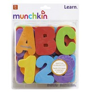 Munchkin Baby Learn™ Bath Letters and Numbers