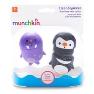 Munchkin Baby CleanSqueeze™ - Penguin & Walrus