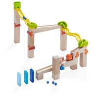Haba Haba Ball Track - Basic Pack Switch Track