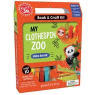 Klutz Klutz JR My Clothespin Zoo