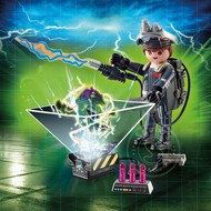 Playmobil Playmobil Ghostbusters™ Raymond Stantz with Ghost