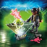 Playmobil Playmobil Ghostbusters™ Winston Zeddemore with Ghost